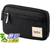 [7東京直購] ELECOM BORSA商務系列收納包(S) BMA-GP01BK 黑色_FF28