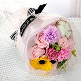 花束520禮物香皂玫瑰創意母親節仿真花束·樂享生活館liv