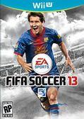 WiiU FIFA Soccer 13 國際足盟大賽 13(美版代購)