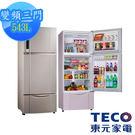 福利品【TECO東元】543L變頻三門冰...