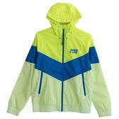 Nike AS M NSW WR JKT HD GX QS  連帽外套 AJ1397716 男 健身 透氣 運動 休閒 新款 流行