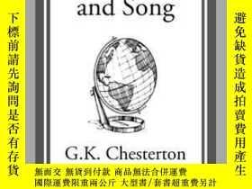 二手書博民逛書店Wine,罕見Water and SongY410016 G. K. Chesterton Start Cla