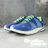PONY 寶藍 螢光綠 豹紋 慢跑 休閒 透氣 女生 (布魯克林) 61W1ST62PP