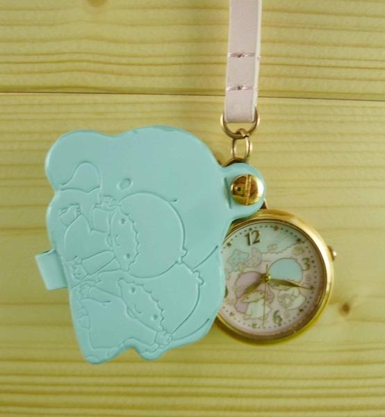 【震撼精品百貨】Little Twin Stars KiKi&LaLa 雙子星小天使~造型手錶~大象【共1款】