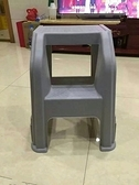 梯子 洗車凳子梯子汽車美容高低凳兩二步椅登高梯臺階凳腳踏梯階梯凳TW【快速出貨八折搶購】