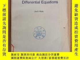 二手書博民逛書店theory罕見of functional differential equations無後封皮( P086)