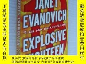 二手書博民逛書店Explosive罕見eighteenY146810 Janet