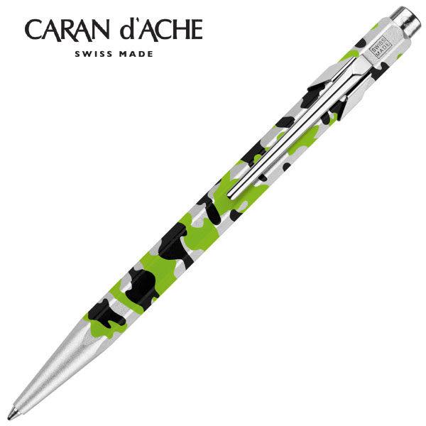 瑞士卡達Caran d''''Ache 849 CAMO閃亮迷彩原子筆(附精美禮盒)