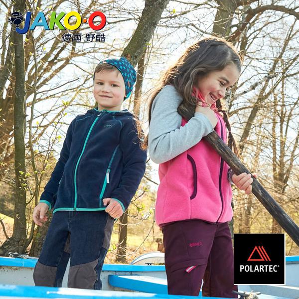 JAKO-O德國野酷-POLARTEC®保暖背心-海軍藍
