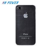 【A Shop】 IN-POWER系列 iPhone 4/4S 超薄0.8mm棋盤紋背蓋/保護殼