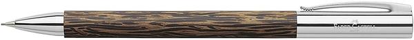 Faber-Castell AMBITION系列/成吉思汗天然椰木系列0.7mm鉛筆(椰木筆桿)