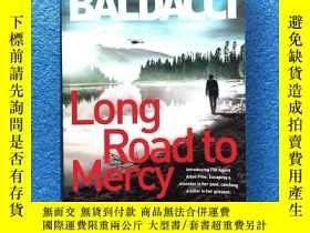 二手書博民逛書店Long罕見Road to Mercy (Atlee Pine series)Y261601 David Ba