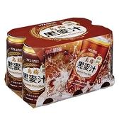 【台酒TTL】台酒烏梅黑麥汁(全素)-六入組