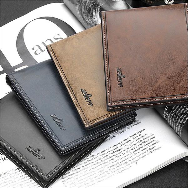 皮革紋短皮夾 拉鍊男用 男皮夾 短夾 錢包 商務票 皮革  證包 卡包 短包 9087