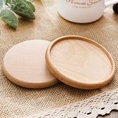 高雅木質杯墊 平面圓形 凹面圓形 杯墊 造型杯墊 木頭杯墊