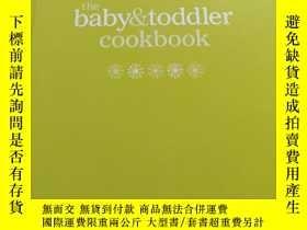 二手書博民逛書店英文原版The罕見Baby & Toddler Cookbook
