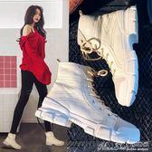 馬丁靴2018新款馬丁靴女英倫風夏季學生短靴韓版百搭機車 曼莎時尚