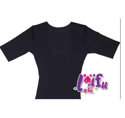 ★依芝鎂★H498短袖無痕收腹塑腰連身塑身衣美體衣,直購399元