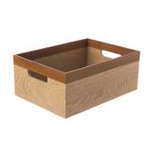 HOLA Kiri雙色木質收納盒(M)