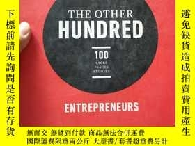 二手書博民逛書店英文原版罕見THE OTHER HUNDRED 100 FACESPLACES STORIESY718 見圖