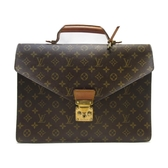 LOUIS VUITTON LV 路易威登 原花公事包 Brief case M53026 【BRAND OFF】