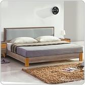 【水晶晶家具/傢俱首選】CX1132-3艾倫6尺床片式加大雙人床架(不含床墊、床頭櫃)