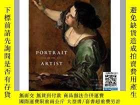 二手書博民逛書店【罕見】Portrait of the Artist 2016年