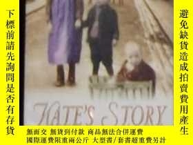 二手書博民逛書店英文原版罕見Kate s Story by Billy Hopk