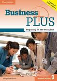 二手書博民逛書店《Business Plus Level 1 Student s