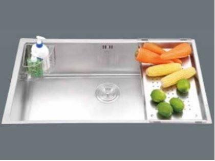 【歐雅系統家具】【赫里翁-國產手工水槽JT7744 特價: 15840