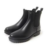Petite Jolie  經典風尚切爾西短靴-黑色