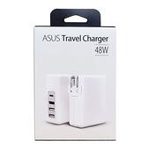 【免運費】ASUS 原廠48W 4孔旅行充電器(1PD+1QC+2USBA)