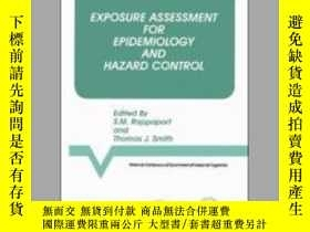 二手書博民逛書店Exposure罕見Assessment for Epidemiology and Hazard Control-