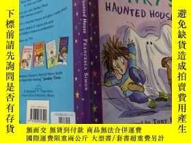 二手書博民逛書店HORRID罕見HENRYS HAUNTED HOUSE:可怕的亨利鬼屋 .Y200392