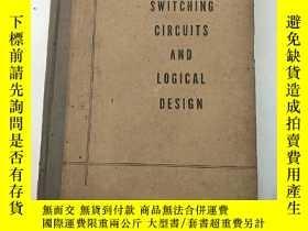 二手書博民逛書店switching罕見circuits and logical