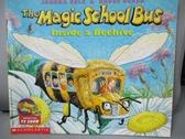 【書寶二手書T1/兒童文學_PIT】The Magic School Bus Inside a Beehive_Cole
