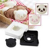 生活用品 Zakka 野餐 熊熊 熊貓 三明治模型 親子料理 單款 寶貝童衣