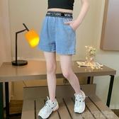 女童牛仔短褲夏裝10歲女孩洋氣百搭外穿8夏季薄款中大童兒童褲子9 茱莉亞