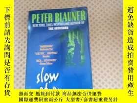 二手書博民逛書店Slow罕見Motion Riot【慢動作防暴,彼得·布勞納,英