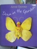 【書寶二手書T9/攝影_ZEM】Down in the Garden_Anne Geddes
