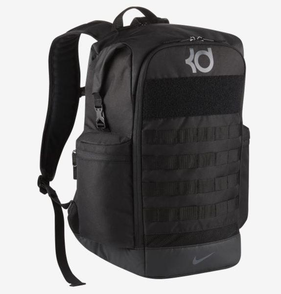 NIKE KD TREY 5 後背 大容量 氣墊 減壓背帶 運動 黑【運動世界】BA5389-010