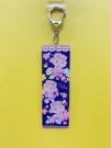 【震撼精品百貨】Peko 不二家牛奶妹~不二家壓克力吊飾/鑰匙圈-長型紫#63301