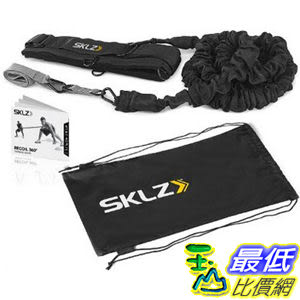 [104美國直購] 360度彈力帶 重量訓練 SAQ-VPRB01-02 SKLZ Recoil 360 Degree Resistance Trainer with Free SKLZ Carry Bag