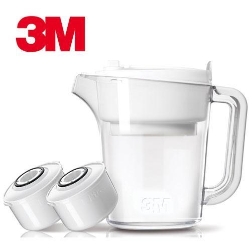 3M 即淨長效濾水壺-一壺二芯組【愛買】