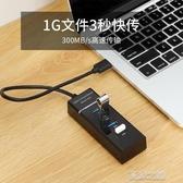 擴展器-usb3.0擴展器分線器多口轉換器筆記本電腦外接一拖四多功能多接口 夏沫之戀