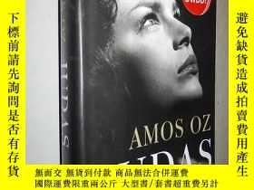 二手書博民逛書店Judas罕見Amos oz 阿摩司·奧茲最新小說 猶大 201