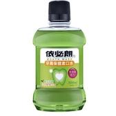 依必朗牙周保健漱口水-綠茶清新500ml【愛買】