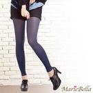 MarieBella 120D高彈力牛仔九分褲襪 (藍)【KS12020】i-Style居家生活