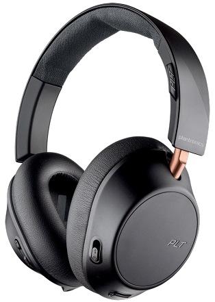 [富廉網] 繽特力【Plantronics】BackBeat GO 810 耳罩式主動降噪耳機
