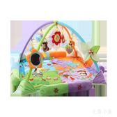 超大健身架 嬰兒玩具墊0-3個月 BS21583『毛菇小象』TW